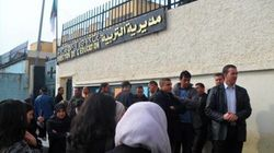 Des sit-in d'enseignants et administratifs de l'éducation à