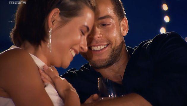 Zwischen Jenny und Andrej knistert