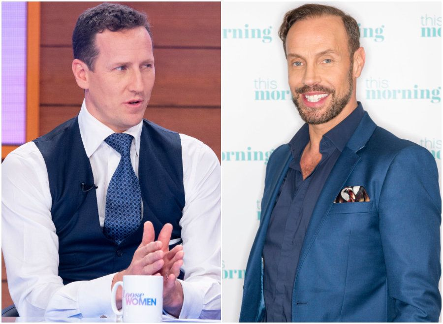 'VICIOUS': Brendan Cole Brands 'Dancing On Ice' Judge Jason Gardiner 'Vicious' After Gemma Collins