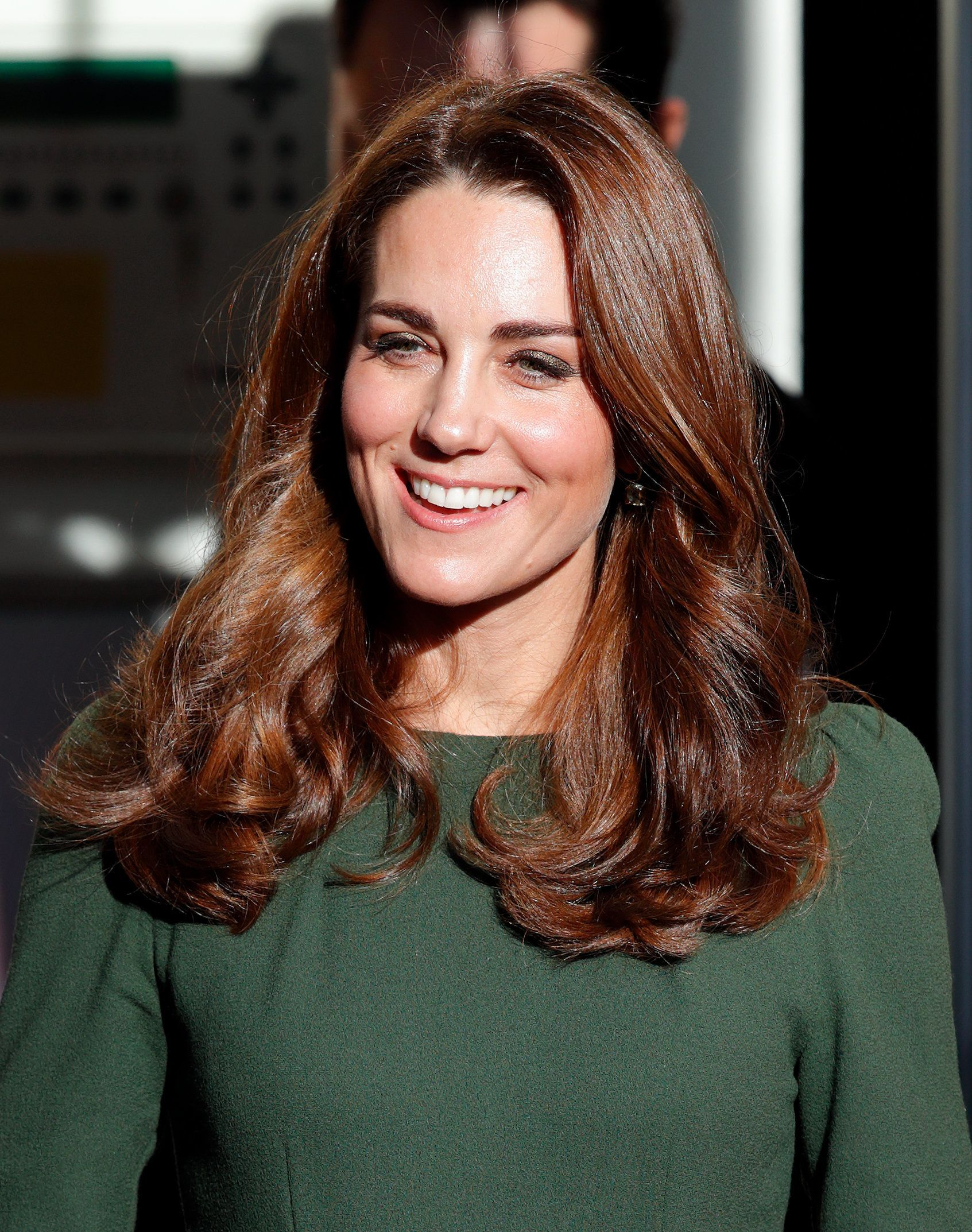 LEWISHAM, UNITED KINGDOM - JANUARY 22: (EMBARGOED FOR PUBLICATION IN UK NEWSPAPERS UNTIL 24 HOURS AFTER CREATE DATE AND TIME) Catherine, Duchess of Cambridge visits Family Action to launch a new national support line on January 22, 2019 in Lewisham, England. Family Action, which celebrates it's 150th anniversary in 2019, is a charity working directly with vulnerable children and families through over 135 community based services. (Photo by Max Mumby/Indigo/Getty Images)