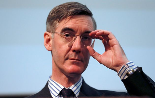 Jacob Rees-Mogg spelt out his Brexit demands at a packed speech on