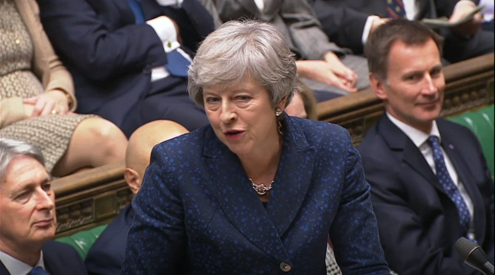 'I KNOW WHAT IT'S LIKE': Theresa May Wants To Tell You About Her Smear