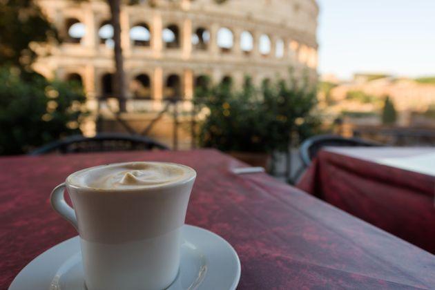 Pedir cappuccino na Itália só é hábito pelas