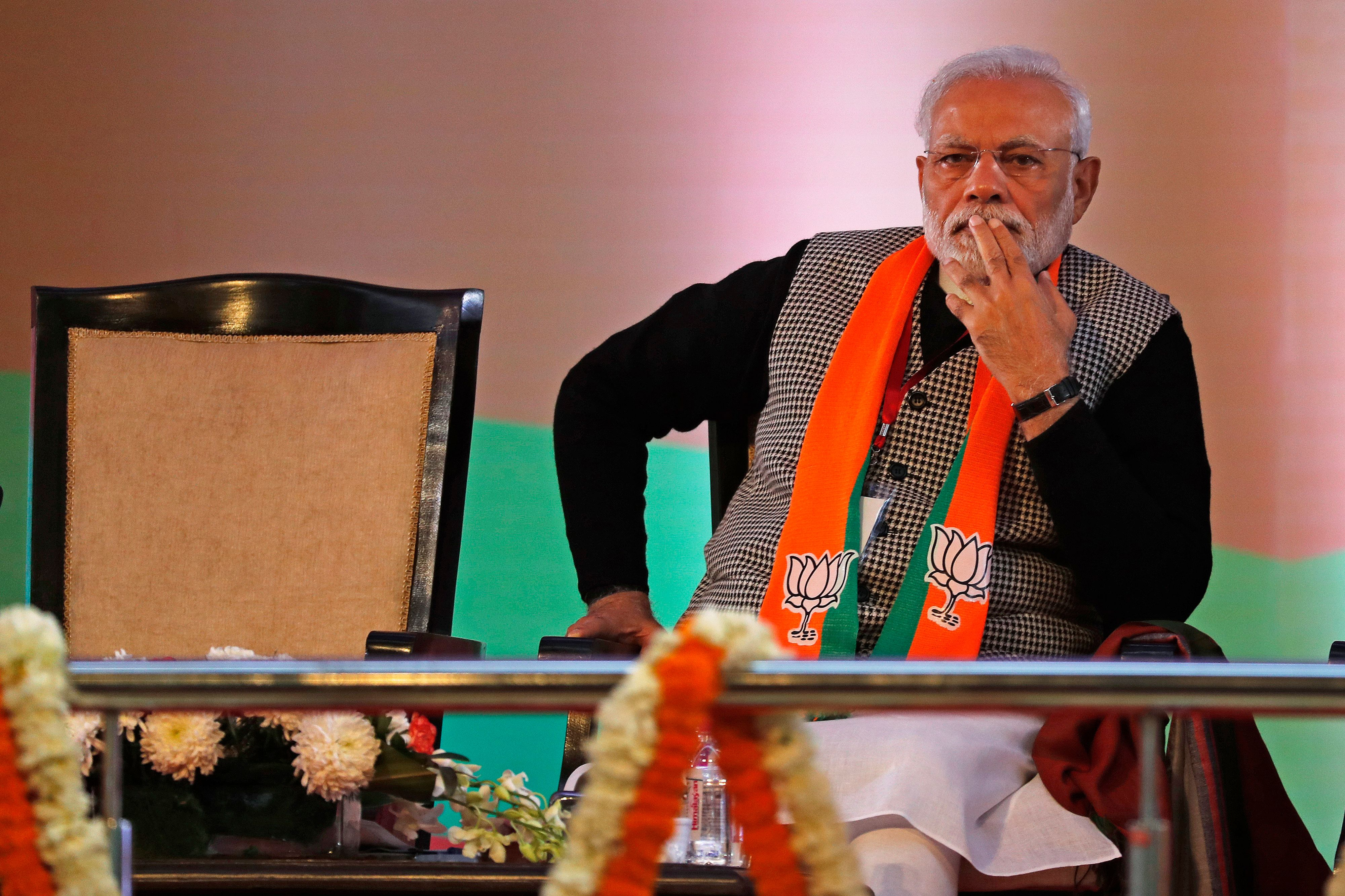 As Priyanka Gandhi Enters Politics, Modi Says 'For BJP, Party Is