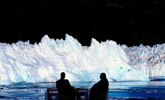 [다보스 세계경제포럼] 기후 변화에 대한 세계 기업인들의 관심은 작년보다도