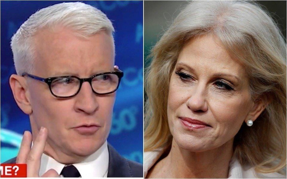 Anderson Cooper, Kellyanne Conway