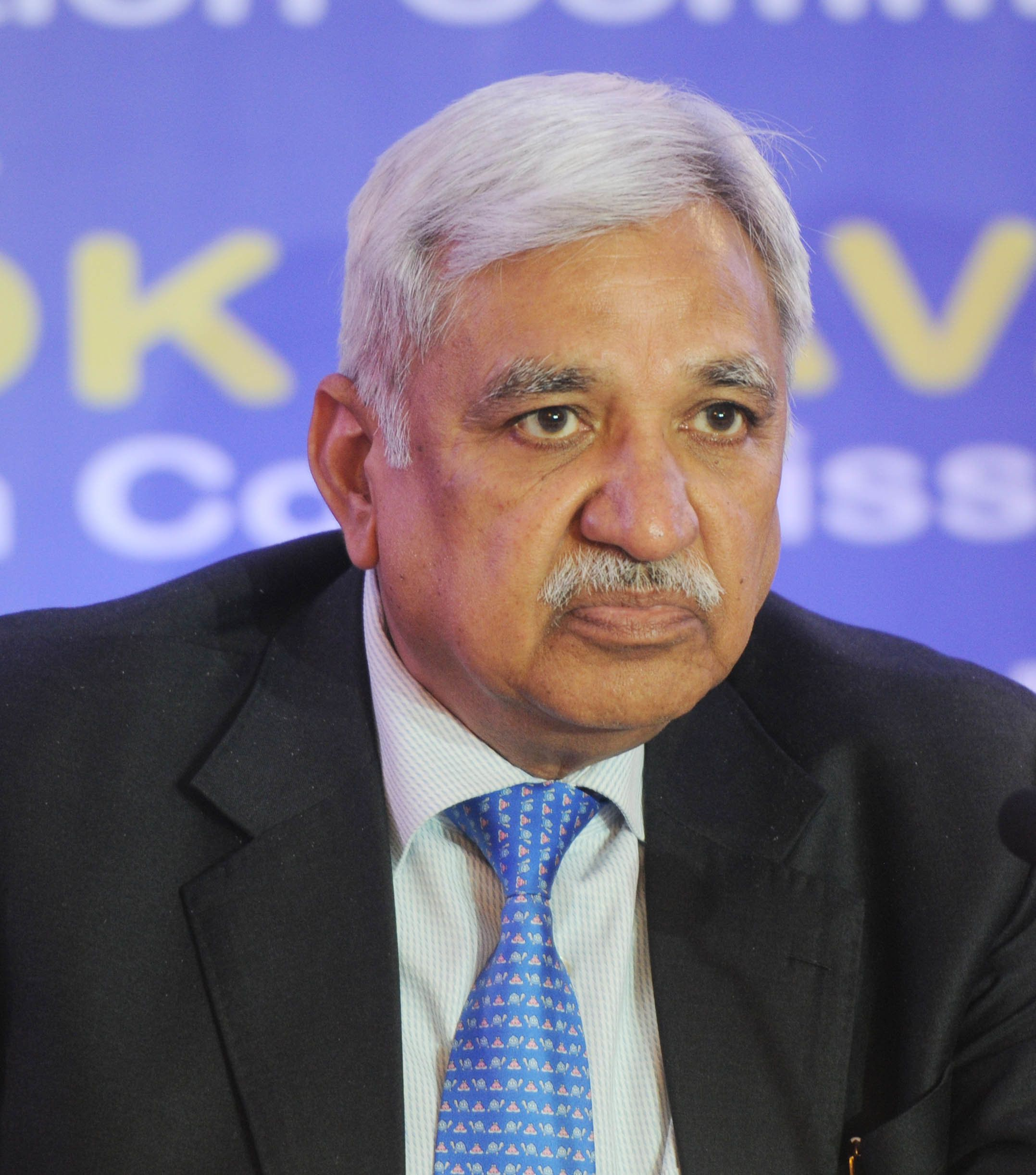 A file image of Chief Election Commissioner (CEC) Sunil