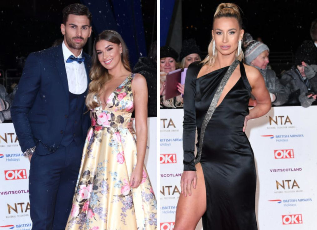 Love Island's Adam Collard Calls Police Following Incident With Ferne McCann At The