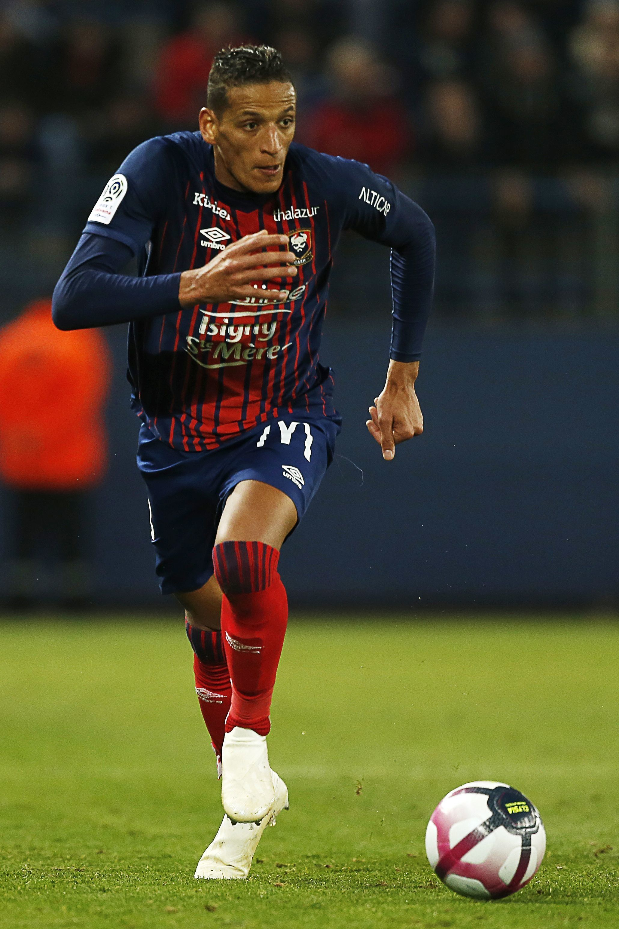 En Coupe de France, Yacine Bammou dédie son but à Emiliano