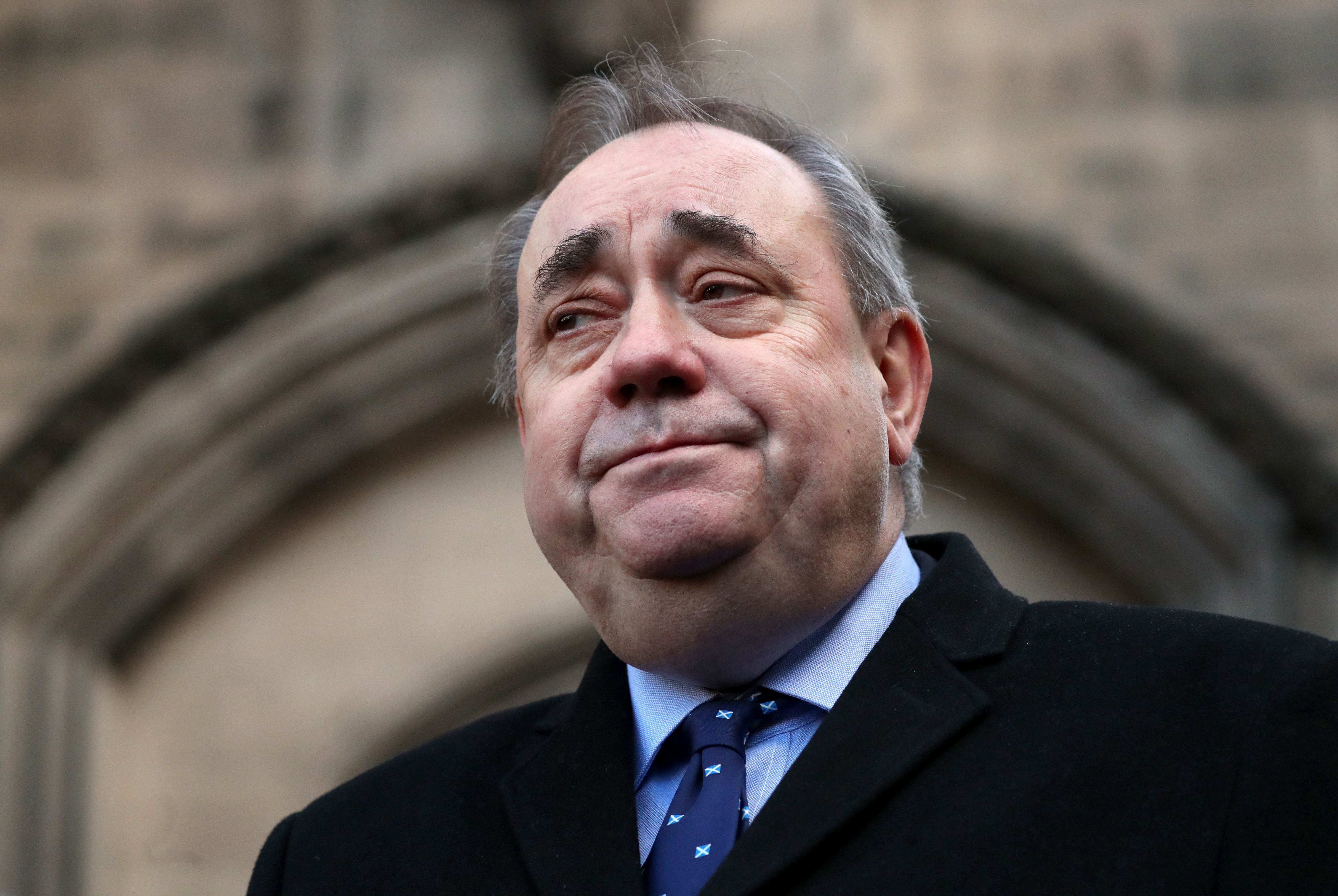 Alex Salmond charged with two attempted rapes and nine sexual assaults