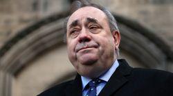 Alex Salmond, Former Scottish First Minister,