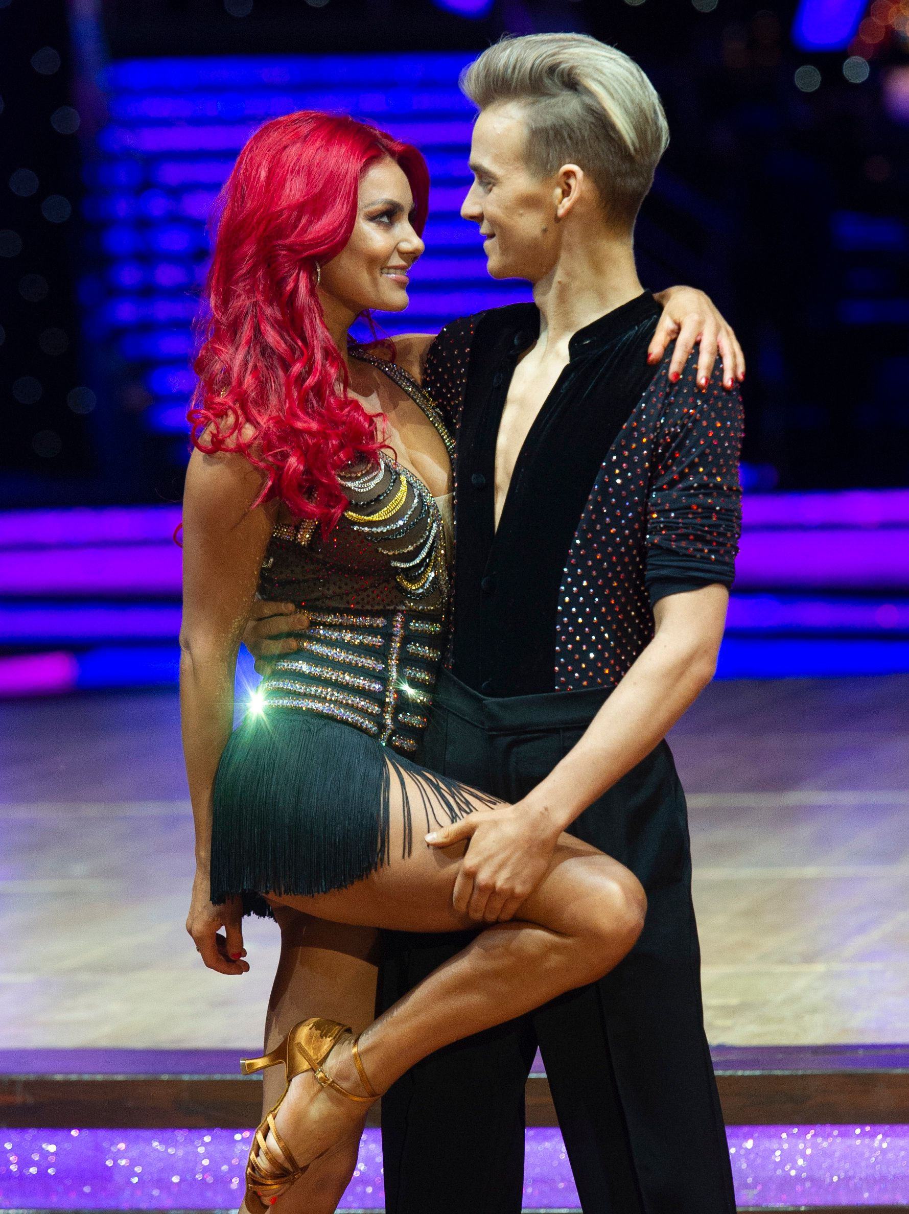 Strictly Come Dancing's Dianne Buswell Says She 'Never Ever' Thought Joe Sugg Romance Would