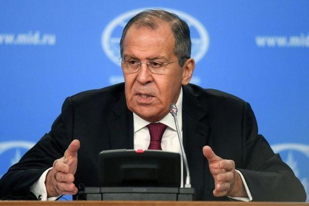 Sergueï Lavrov est ministre des AffairesÉtrangères en Russie depuis