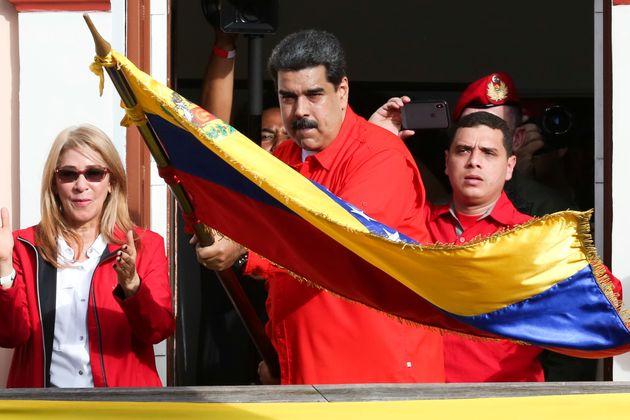 Maduro rompeu relações diplomáticas com os Estados