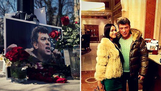 So perfide stellten russische Medien der Freundin eines toten Putin-Kritikers