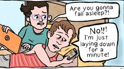 This Comic Will Hit Home If You're Constantly Falling