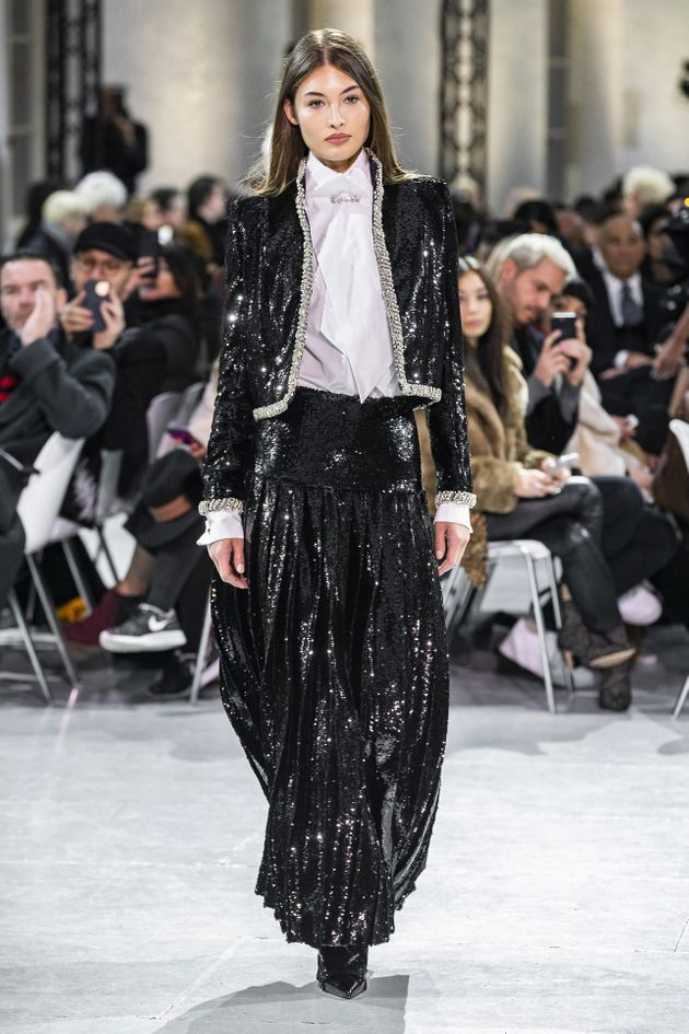 Alexandre Vauthier & la semaine de la Couture parisienne : Rock me baby