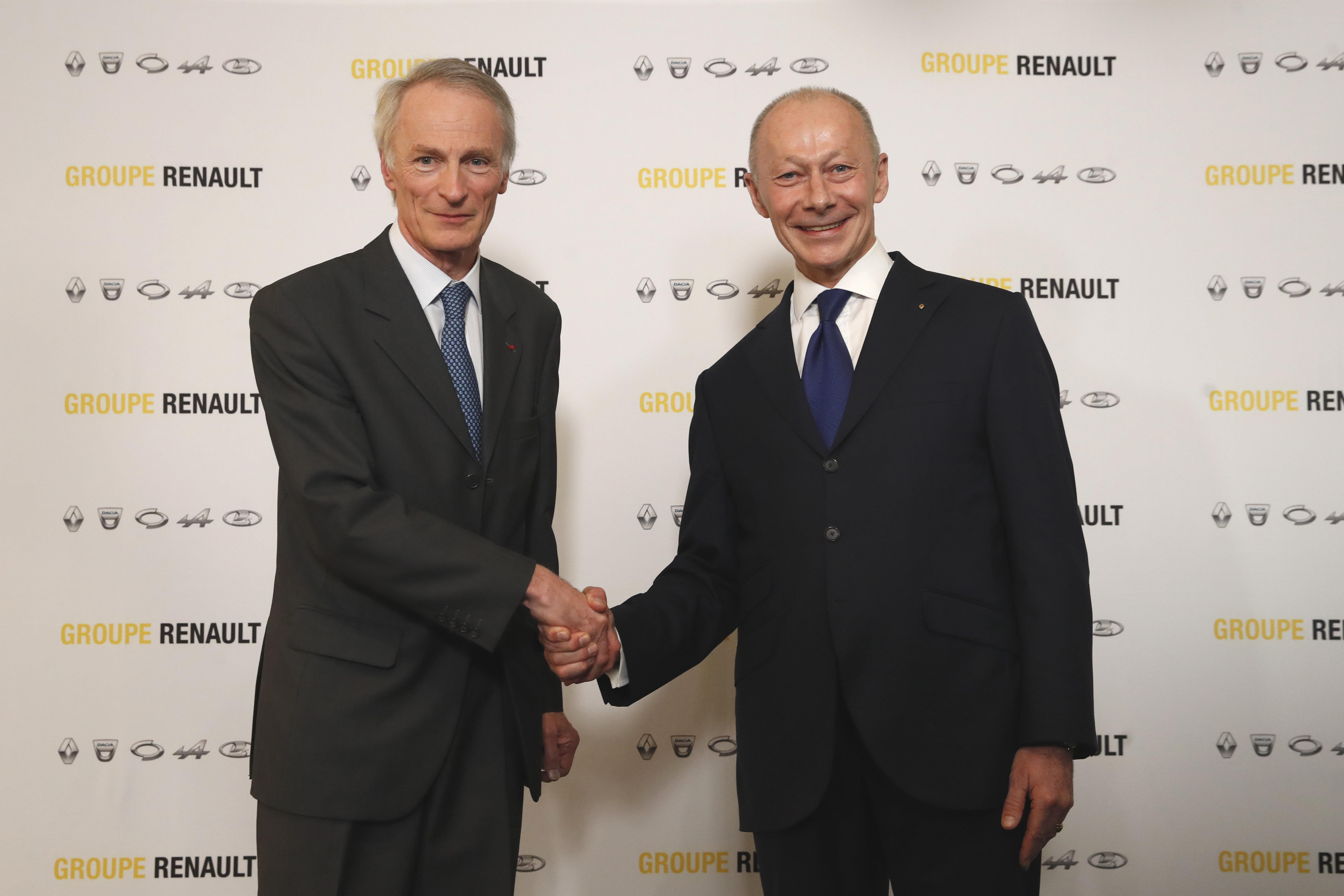 Renault: Deux nominations pour remplacer Carlos