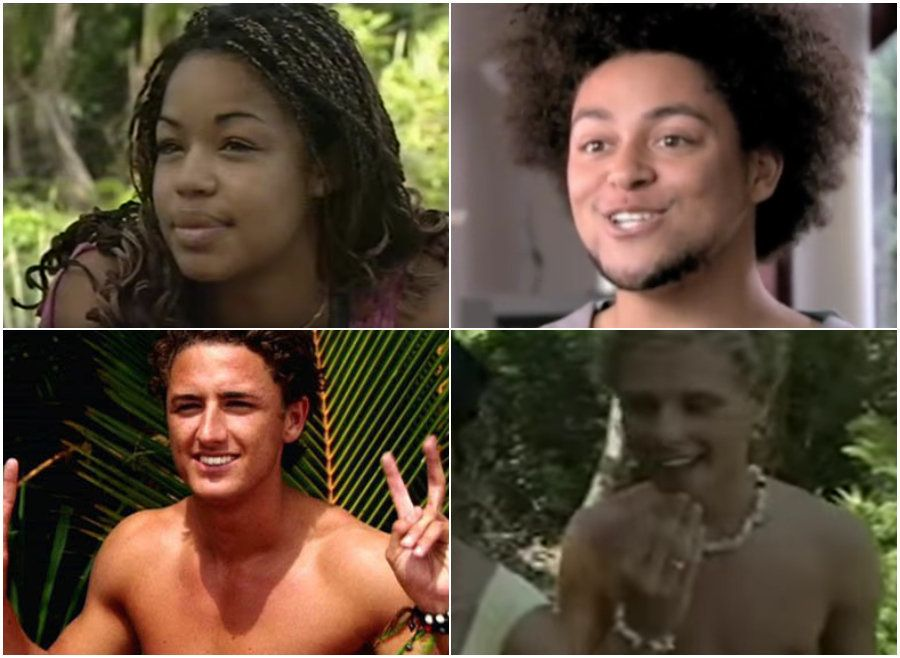 7 Stars You Forgot Were On 'Shipwrecked' Before They Became