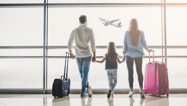 Travelling With Kids When You Have Different Surnames: 'It's Been Getting More
