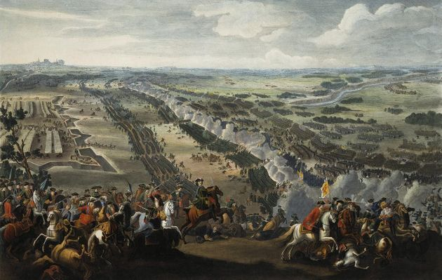 Η Μάχη της Πολτάβα και η επί 300 χρόνια σταθερή πολιτική της Δύσης απέναντι στη