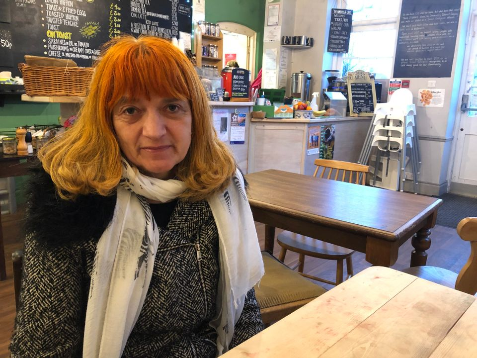 Kate Adams campaigned for both job centres to remain