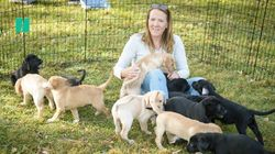 Meet The Woman Who's Fostered Over 100