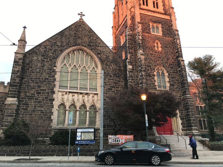 The First United Methodist Church of Germantown in Philadelphia is one of more than 1,000 churches across the country to join