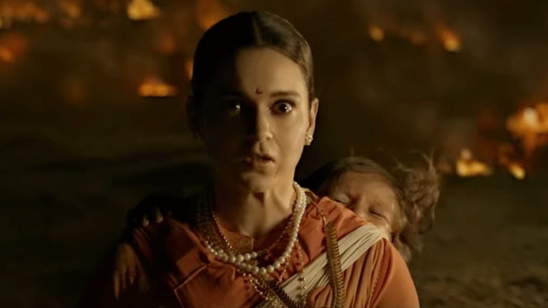 'Manikarnika' Review: It's Kangana Ranaut's Show All The