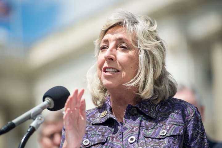 Rep. Dina Titus (D-Nev.) will investigate the lease between President Donald Trump and the General Services Administration to