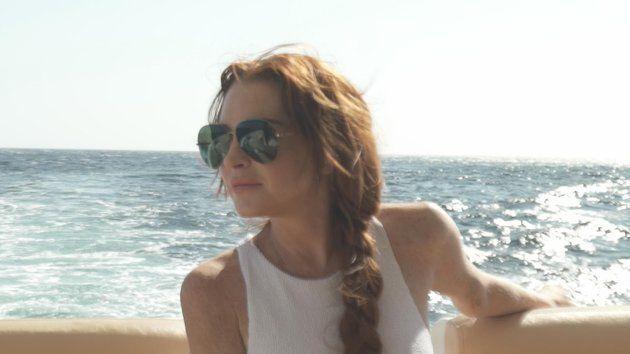 'Beach Club', de Lindsay Lohan, é um reality show de redenção
