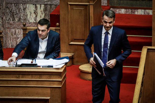 «Μάχη» στη Βουλή για τη συμφωνία των