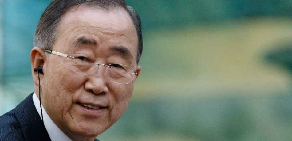 Former UN Secretary Ban Ki-moon Says Trump 'Doesn't Listen' On The Issue Of Climate Change Efforts