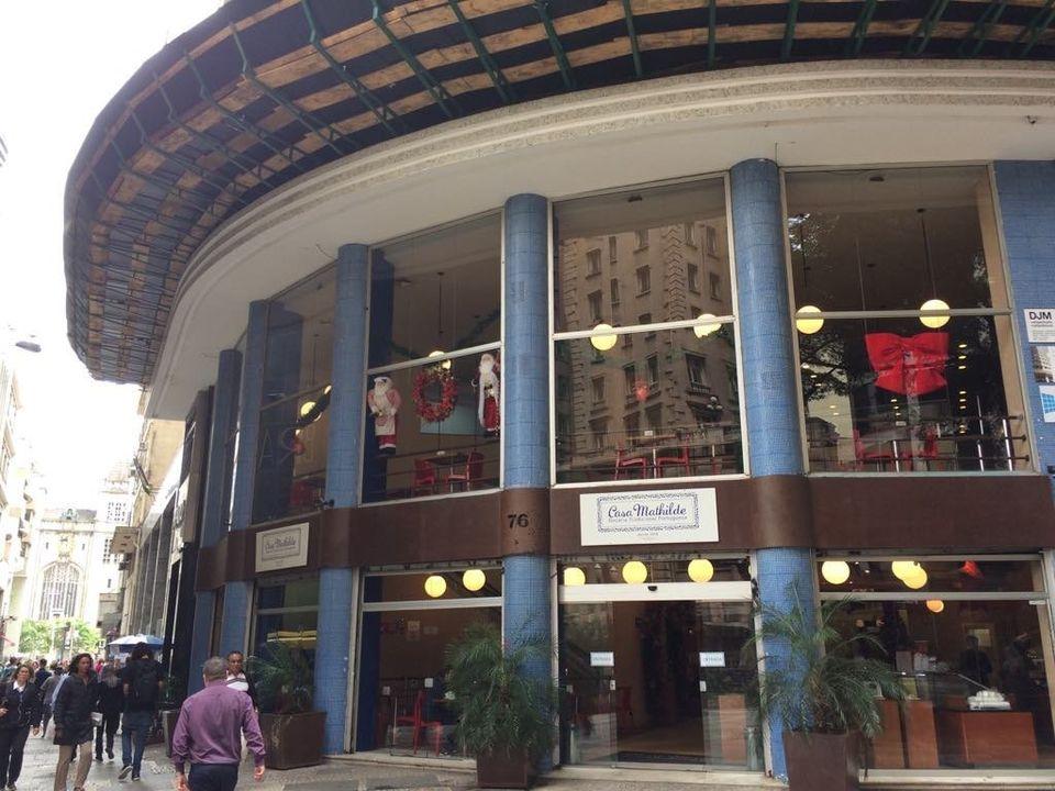 A Casa Mathilde vende doces portugueses no Centro de São