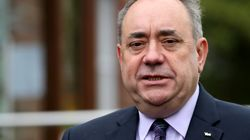Alex Salmond, Who Led Scotland's 2014 Referendum Campaign, Charged With Attempted