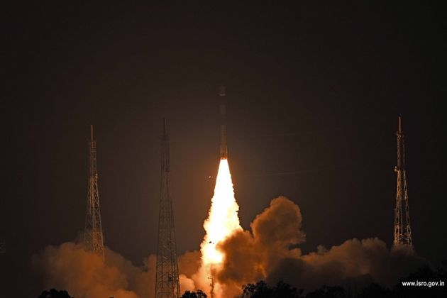 ISRO Launches Student-Made Satellite Kalamsat Along With Military