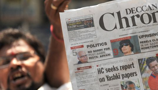 MeToo: How Deccan Chronicle Failed The Accuser And