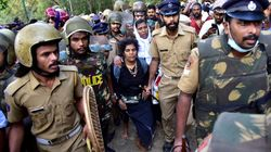 4 Cops In Civil Clothes Escorted Kanakadurga, Bindu Into Sabarimala, Police Tells