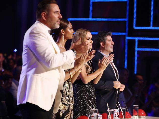 Britain S Got Talent Judges Fight Back Tears After Grenfell Survivor S Audition Huffpost Uk