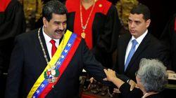 Venezuela: soutenu par l'armée, Maduro accuse les
