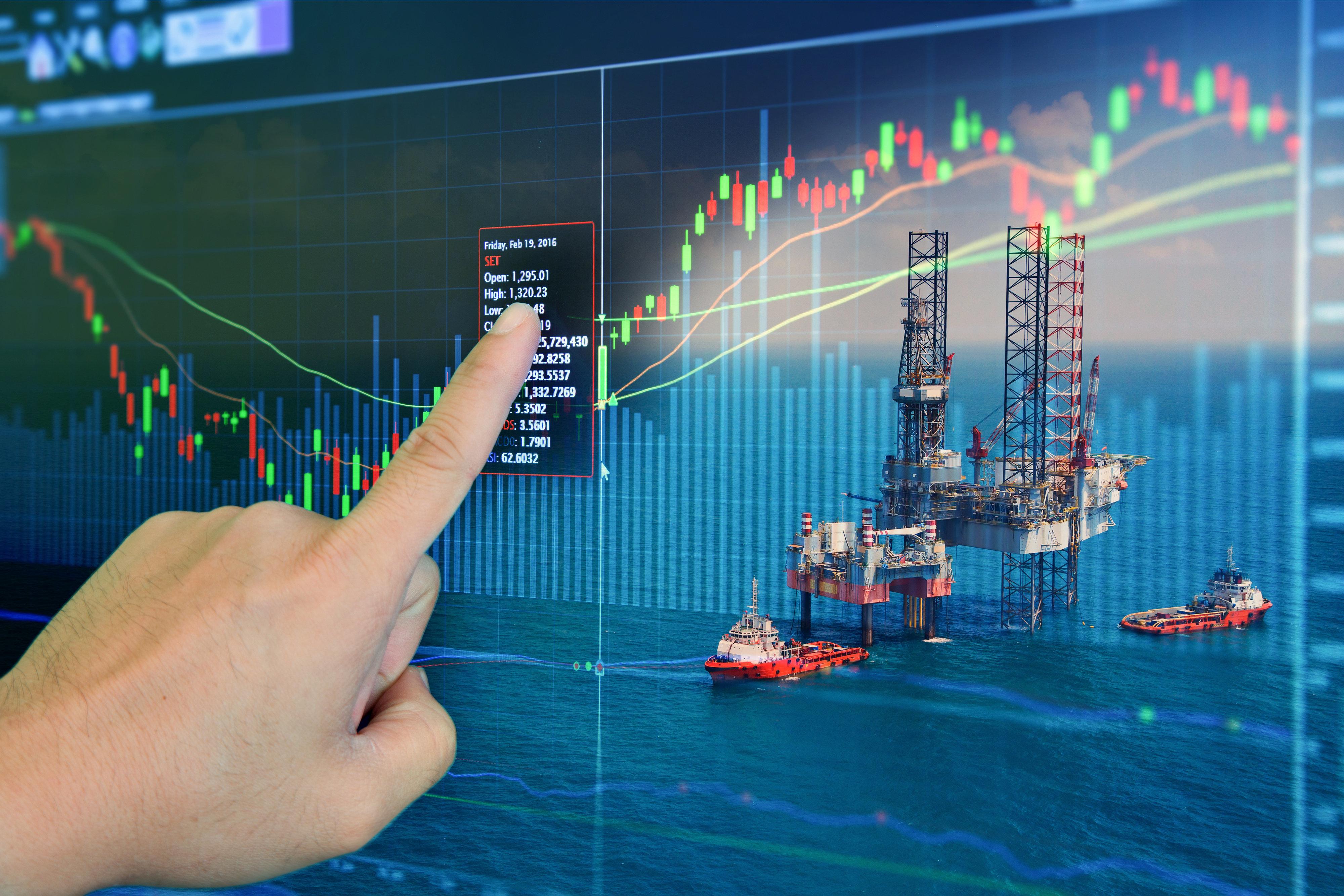 Portés par la crise vénézuélienne, les cours de pétrole
