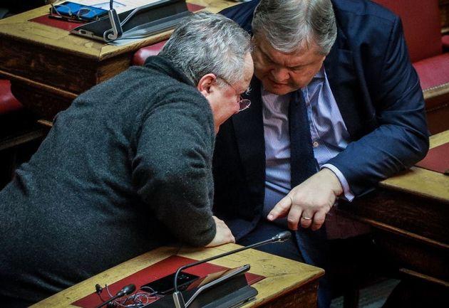 Υπερψηφίστηκε η Συμφωνία των