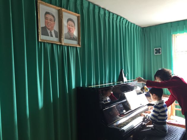 On A Train To Pyongyang: What A Writer Discovered Inside North