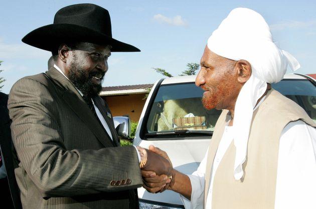Soudan: le principal chef de l'opposition soutient les appels au départ de