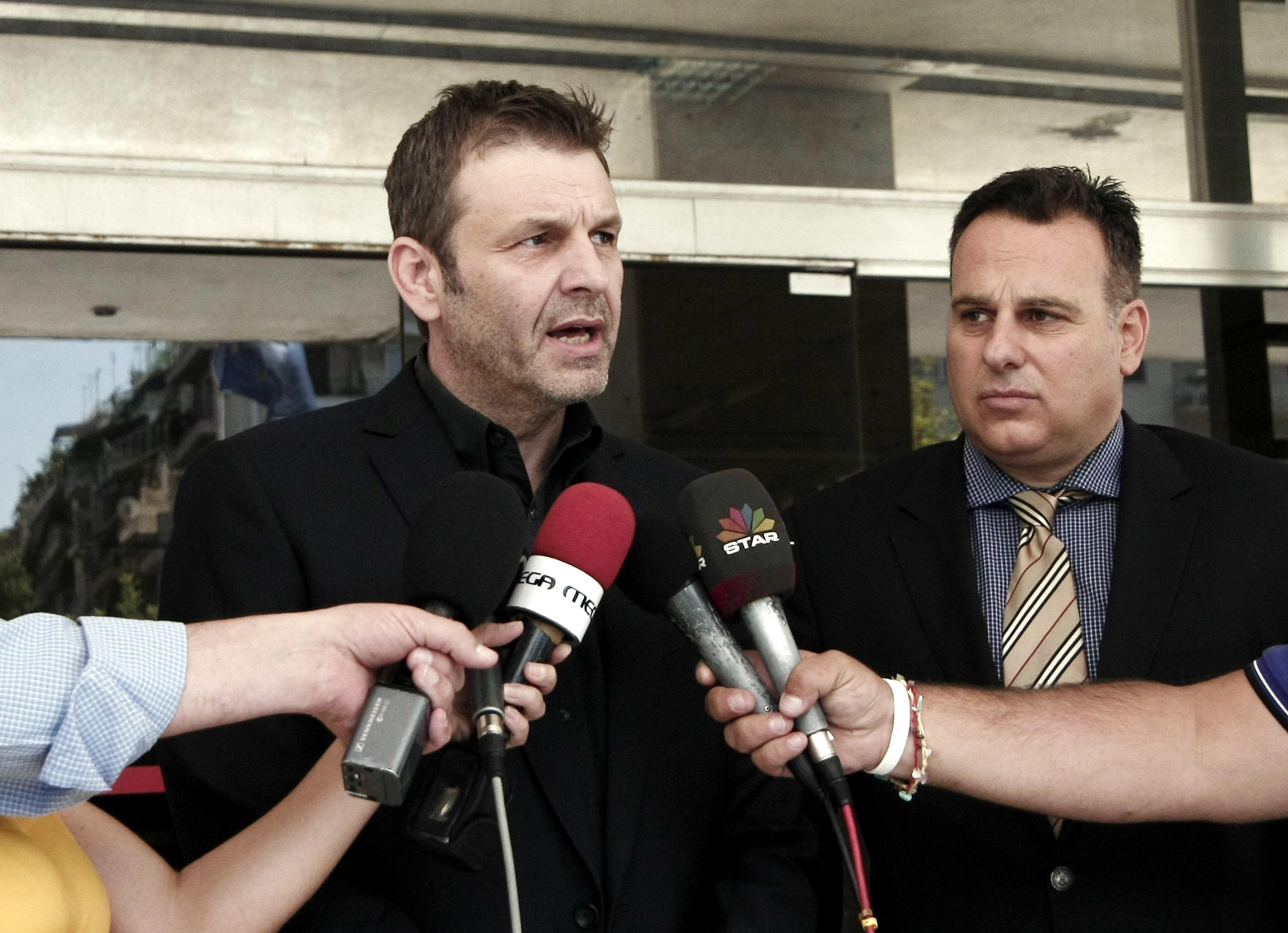 Παραιτήθηκε ο Απόστολος Γκλέτσος από Δήμαρχος Στυλίδας «λόγω της Συμφωνίας των