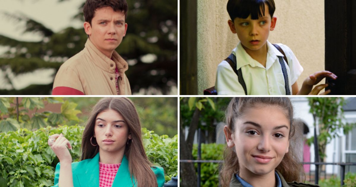 'Sex Education' Cast: Where Have You Seen The Netflix Show's Stars Before?  | HuffPost UK