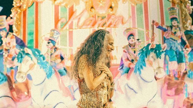 Maria Bethânia: A Menina dos Olhos de Oyá rendeu à escola o título do Carnaval...