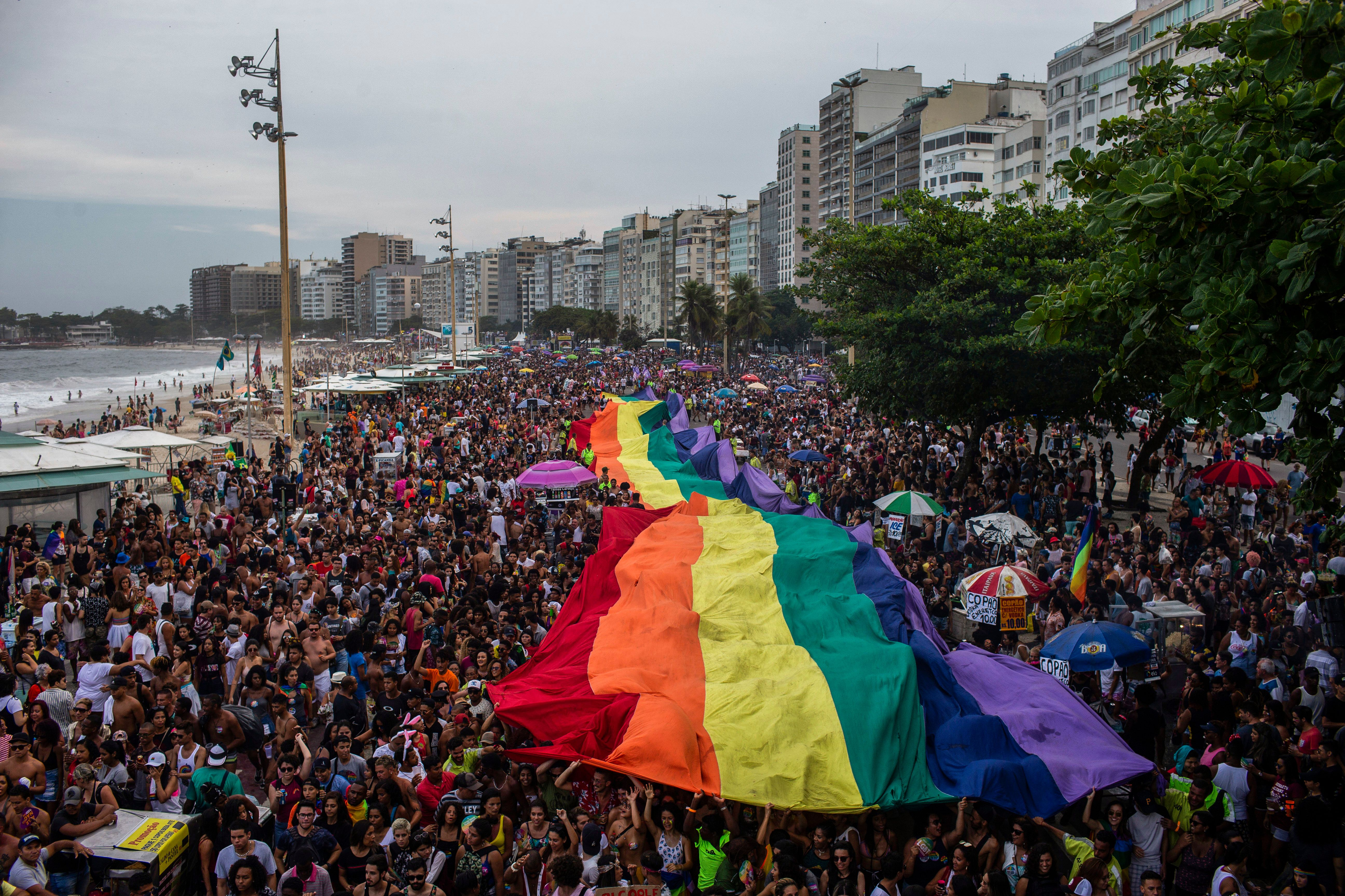 A Grisly Killing Shows The Rampant Transphobia In Brazil
