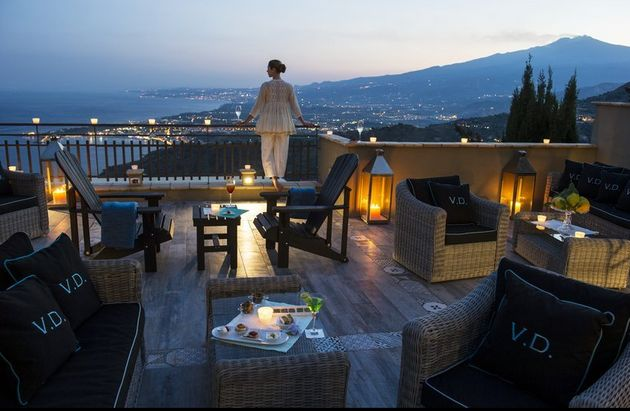 Αυτά είναι τα 25 πιο ρομαντικά ξενοδοχεία του κόσμου - στη λίστα και δύο