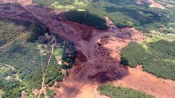7 mortes confirmadas e 150 desaparecidos em ruptura de barragem em